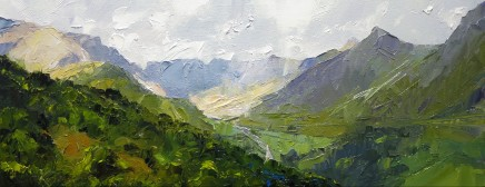 David Grosvenor, Nant Ffrancon