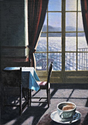 Mike Briscoe, Morning Cappuccino