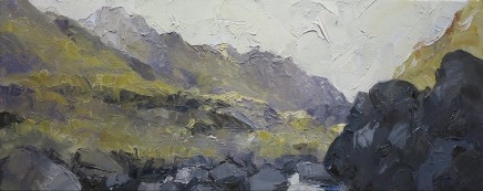 David Grosvenor, Llanberis Pass II