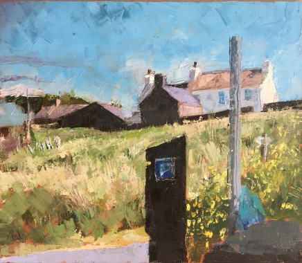 Anne Aspinall, Farm at Cable Bay II