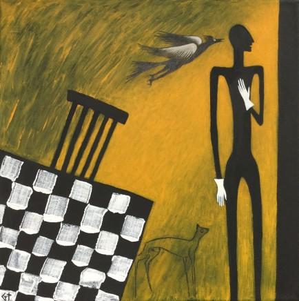 Gilly Thomas, Whispering Bird