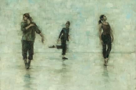 Carl Chapple, Erin Atkinson, Marie Guiraud & Jade Cawthraw (Ballet Cymru Rehearsal 216)
