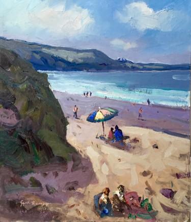 Gareth Thomas, Beach Brolly, Harlech