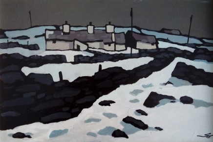 Stephen John Owen, Winter, Rhosgadfan