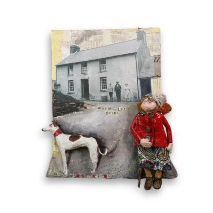 Luned Rhys Parri, Waun-Lwyd a Milgi Main / Waun-Lwyd and Thin Greyhound