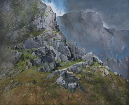 Malcolm Edwards, Buttress