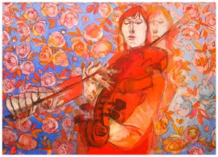 Mihangel Jones, The Violinist