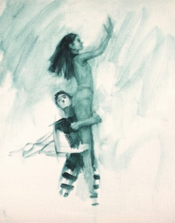Carl Chapple, Romeo & Juliet (Ballet Cymru Rehearsal 166)