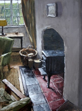 Matthew Wood, The Mill House. Jotul