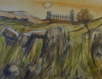Wilf Roberts, J.P's Ruins, 1990