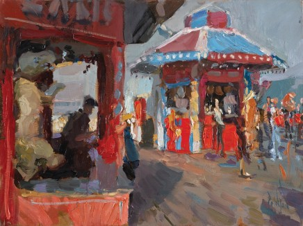 Rob Pointon, Central Pier Kiosks, Blackpool