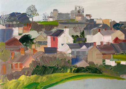 Sarah Carvell, Denbigh Blocks, Jean's House