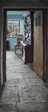 Matthew Wood, Pantry with Dresser