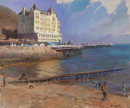 Rob Pointon, Morning Sun on the Grand