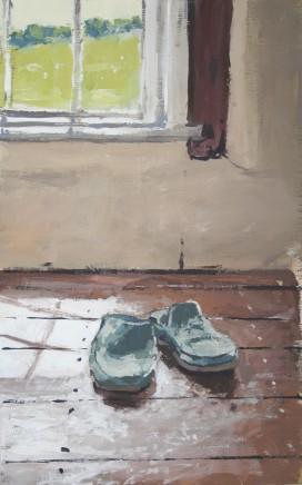 Matthew Wood, Slippers