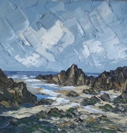 Martin Llewellyn, Marloes Sands