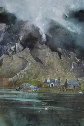 Malcolm Edwards, Shoreline, Loch Torridon