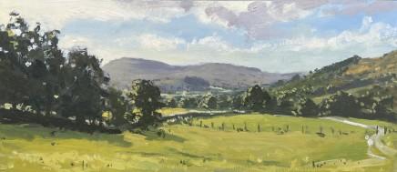 Matthew Wood, Aron Ffawddwy from Moel Cors-y-Garnedd