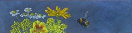 Kim Dewsbury, Garden Life in Yellow