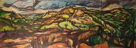 Peter Prendergast, Above Tor-y-Foel, 1988