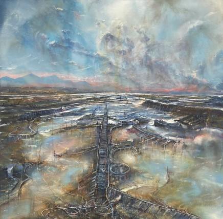 Iwan Gwyn Parry, Aberdyfi Points Causeway