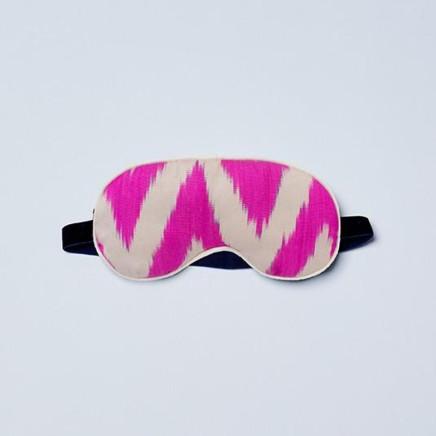Nomad Design Eye Mask Lavender scented velvet backed One size