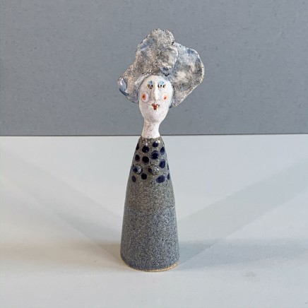 Jane Muir Little Lady 2 Ceramic 18 x 5.5 cm