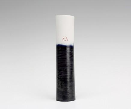 Ali Tomlin, Single Stem Vase, Indigo