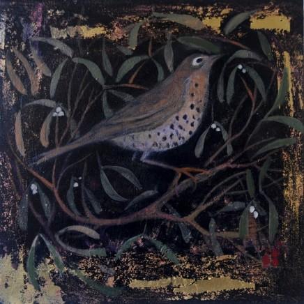 Catherine Hyde, The Darkling Thrush (from 'The Darkling Thrush' by Thomas Hardy)