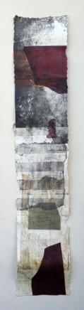 Jeremy Gardiner Studland, 2012 Monoprint 160 x 30 cm POA