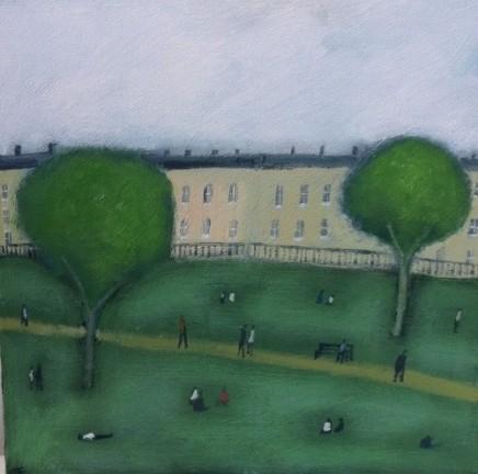 David Fawcett, Regents Park
