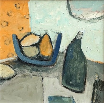 Malcolm Taylor, Mirror, Bottle and Bowl