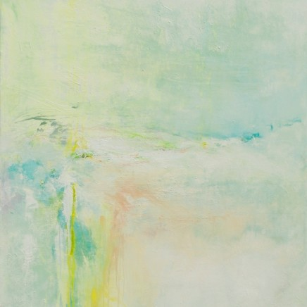 Debra Royston Melting Mixed media on Canvas 100 x 120 cm