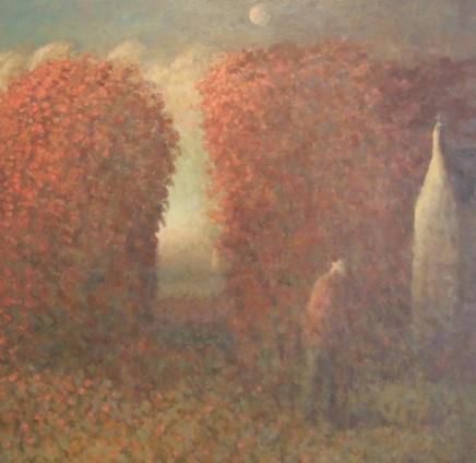Nicholas Turner RWA, Figure and Chapel