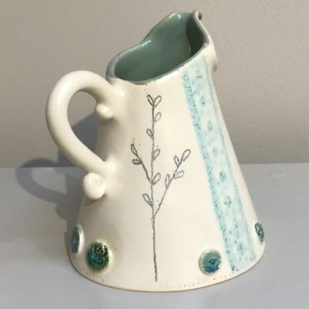 Emer O'Sullivan  Milk Jug 1  Ceramic