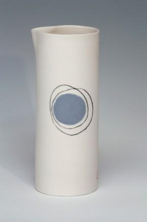 Ali Tomlin, Tall Jug Blue Dot