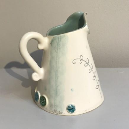 Emer O'Sullivan  Milk Jug 2  Ceramic
