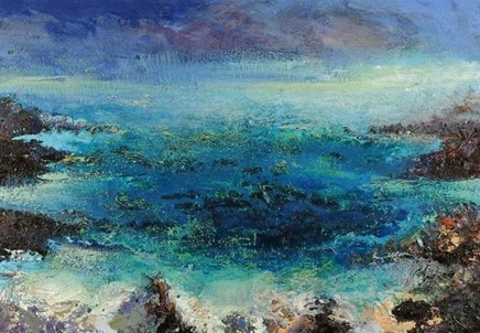 Nicola Rose, Turquoise Cove