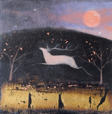 Catherine Hyde, The Shaped Shell of the Moon