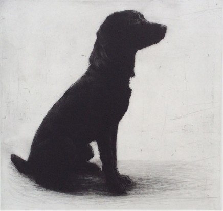 Helen Fay Young Bill Etching Edition 6 of 70 41 x 41 cm