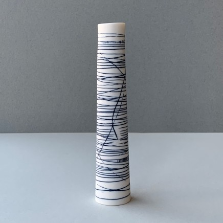 Ali Tomlin Single Stem - BlueLines Porcelain AT35