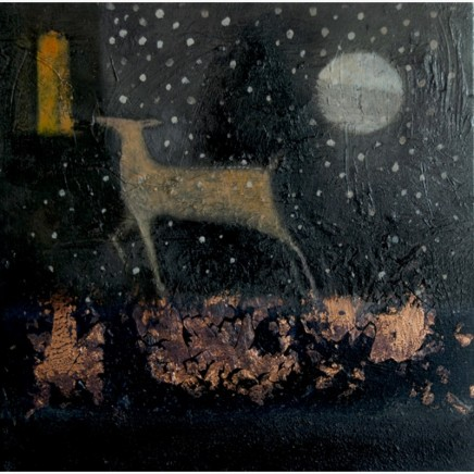 Catherine Hyde, Snow at Green Knowe (from 'The Children of Green Knowe' by L M Boston)