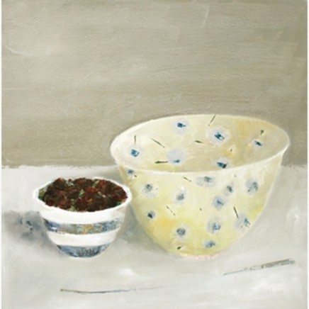 Marilyn Browning, Two Bowls
