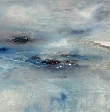 Debra Royston Hope Mixed Media on Canvas 100 x 100 cm