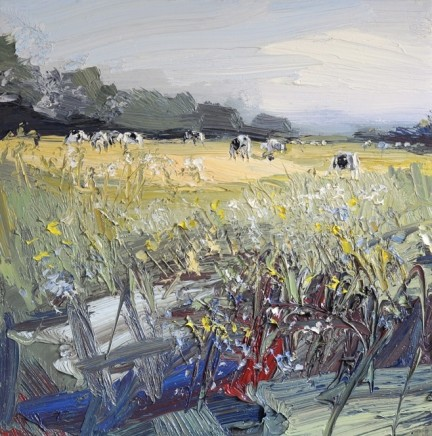 Robert Newton, Hedgerow Study III