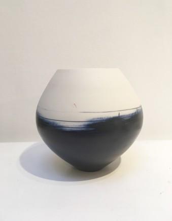 Ali Tomlin, Blue and white medium bowl