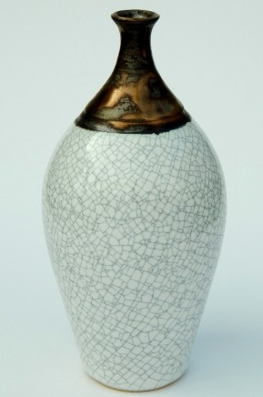 Keith Menear Bottle Stoneware 20 x 9 cm
