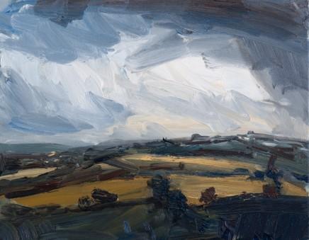 Robert Newton, Green Fields in Autumn