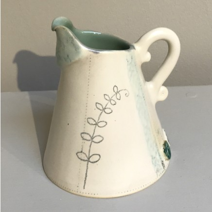 Emer O'Sullivan  Milk Jug 3  Ceramic