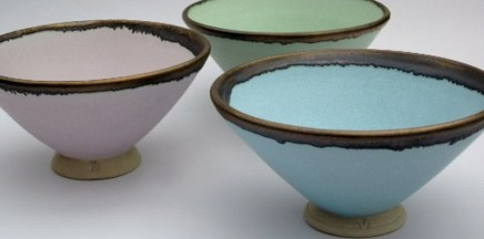 Keith Menear, Pastel Conical Bowl